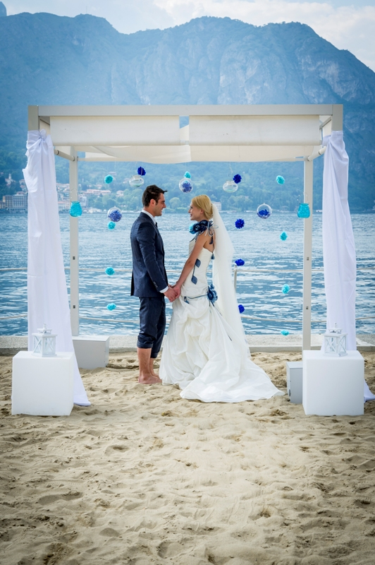Italian Beach Wedding