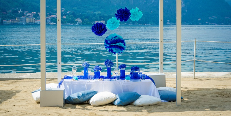 SAND BEACH WEDDING