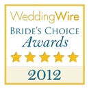 bride's choice award 2012
