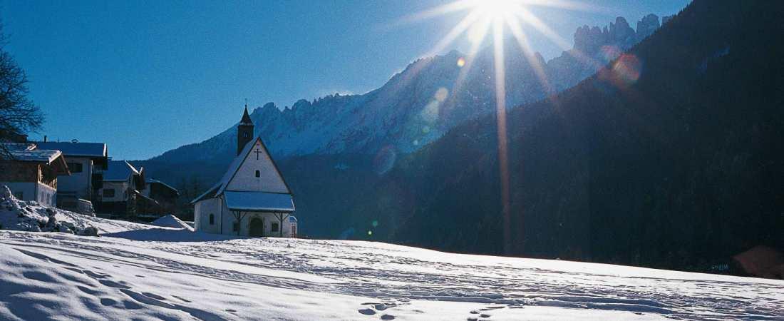 mountain chapel wedding in italy