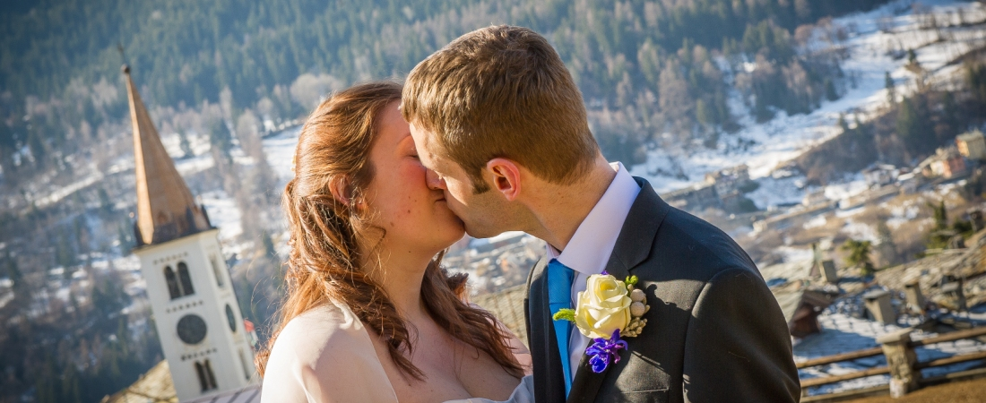 Mont Blanc Wedding