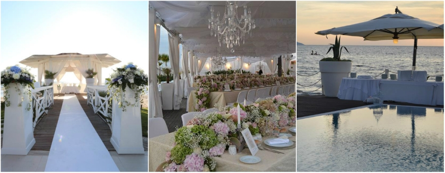 Exclusive Beach Wedding Venue Italy